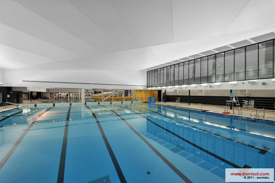 Projets Canada Centre Aquatique Desjardins