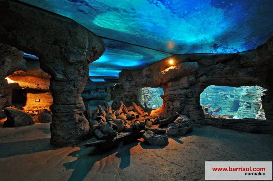 Aquarium de Palma de Mallorca, Espagne